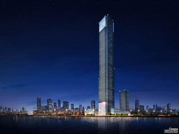 横琴总部大厦项目