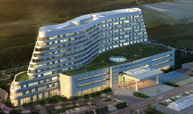 乌鲁木齐希尔顿酒店