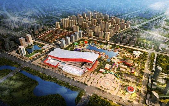 哈尔滨万达城项目