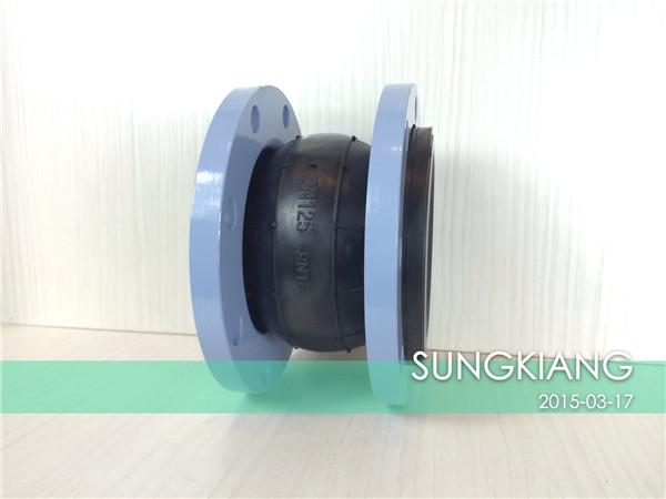 DN125可曲挠橡胶接头