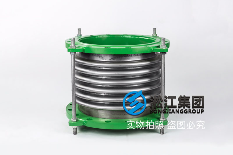 DN400消防系统波纹膨胀节 Bellows expansion joint in fire figh