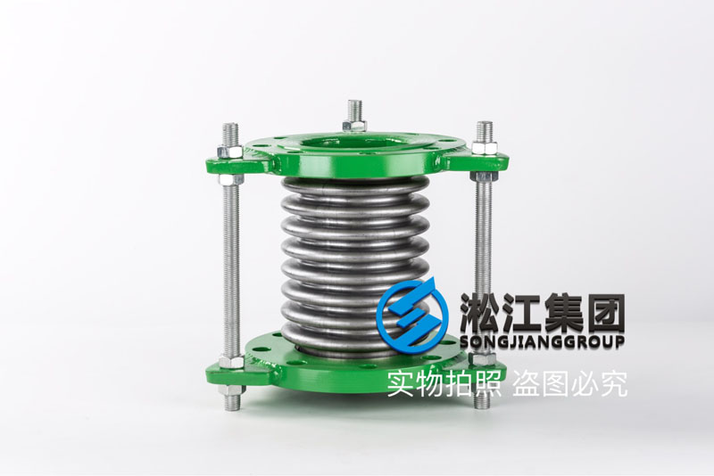 DN100*标法兰波纹补偿器 GB flanged corrugated compensator
