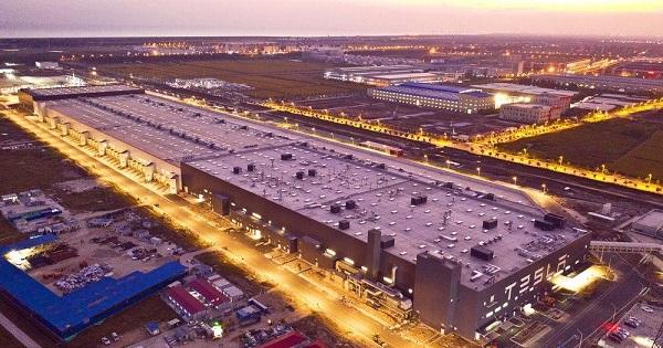 【上海特斯拉超级工厂】金属软管